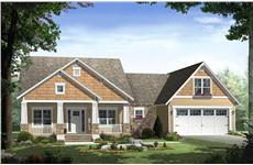 Main image for house plan # 17871