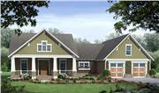 View house Plan#141-1075