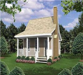 House Plan #141-1076