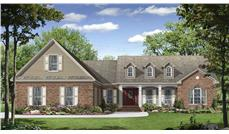 Main image for house plan # 18705