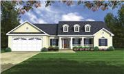 View house Plan#141-1089