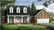View house Plan#141-1091
