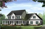 View house Plan#141-1092