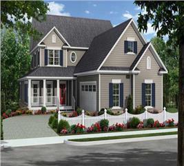 House Plan #141-1094