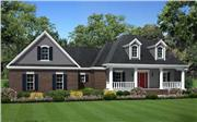 View house Plan#141-1095