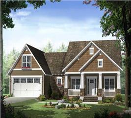 House Plan #141-1096
