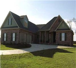 House Plan #141-1097