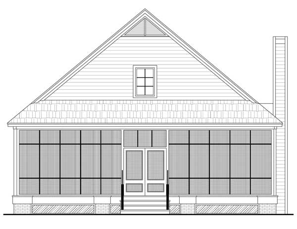3 bedrm 1900 sq ft country house plan 141 1101 for 1900 sq ft house plans