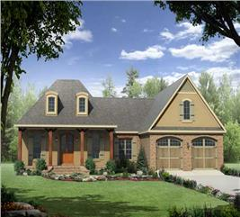 House Plan #141-1104