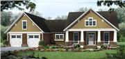 View house Plan#141-1113