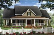 View house Plan#141-1125