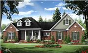 View house Plan#141-1127