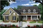 View house Plan#141-1129