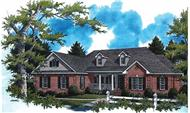 Main image for house plan # 7860