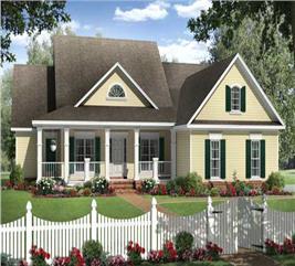House Plan #141-1131