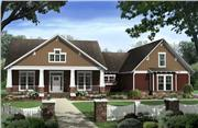 View house Plan#141-1132