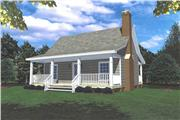 View house Plan#141-1140