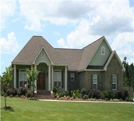 House Plan #141-1146