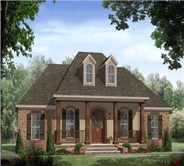 House Plan #141-1148
