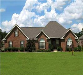 House Plan #141-1153