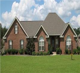 House Plan #141-1158