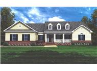 Main image for house plan # 7846