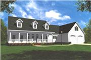 View house Plan#141-1161