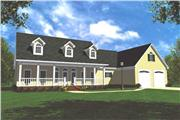 View house Plan#141-1164