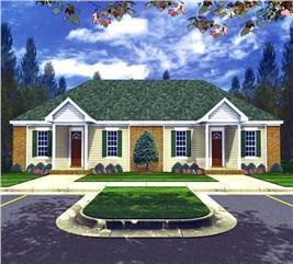 House Plan #141-1169