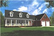 View house Plan#141-1172