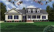 View house Plan#141-1175