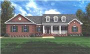 View house Plan#141-1180