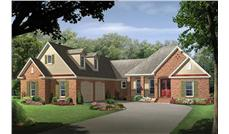 Main image for house plan # 16939