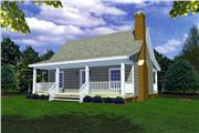 View house Plan#141-1184