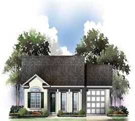 House Plan #141-1193