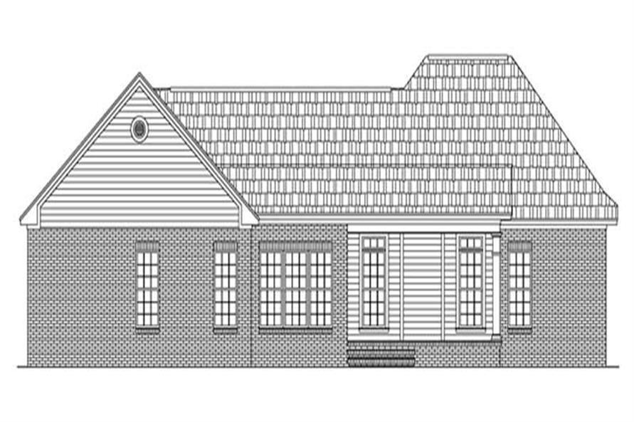House Plan #141-1200