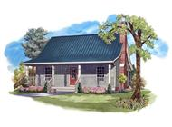 Main image for house plan # 16911