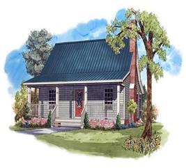 House Plan #141-1208