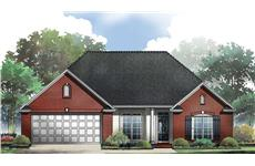 Main image for house plan # 15507