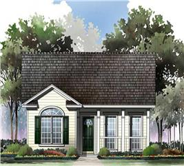 House Plan #141-1230