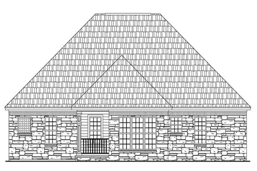 House Plan #141-1231