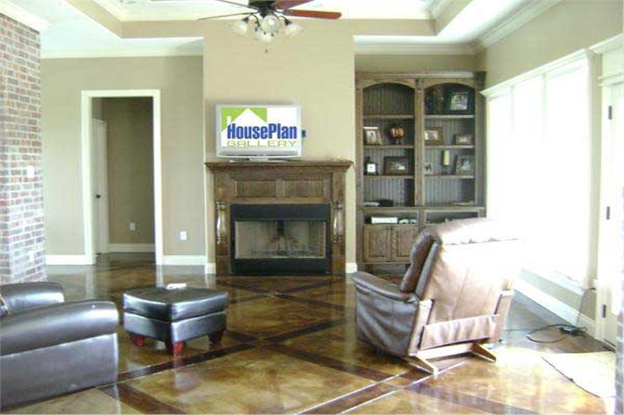 141-1234: Home Interior Photograph-Great Room