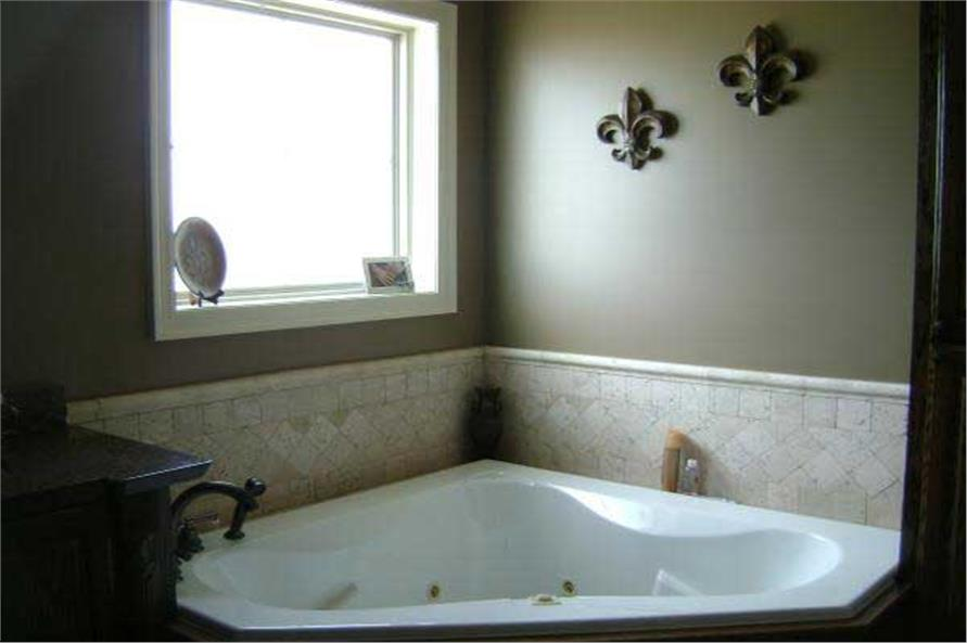 141-1234: Home Interior Photograph-Master Bathroom
