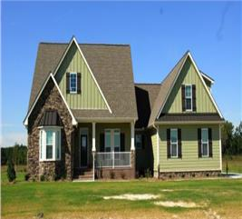 House Plan #141-1236
