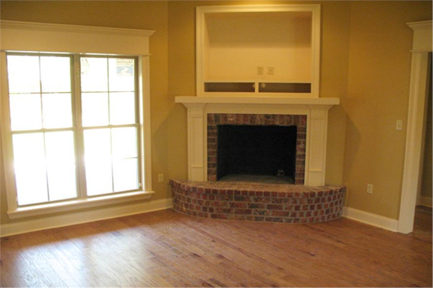 141-1237 house plan great room