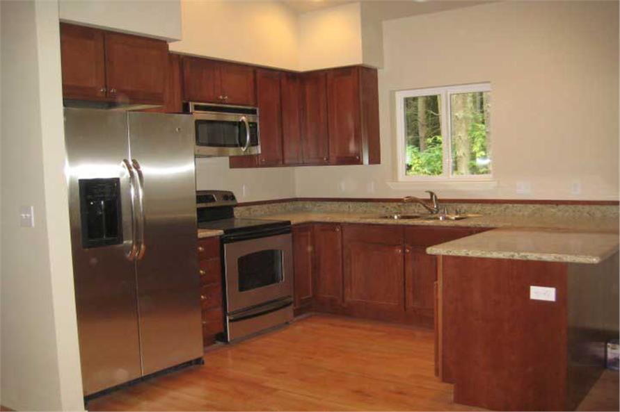 141-1238: Home Interior Photograph-Kitchen