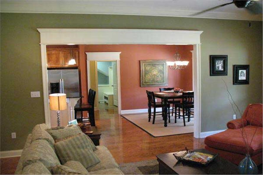 Great Room of this 3-Bedroom,1800 Sq Ft Plan -1800