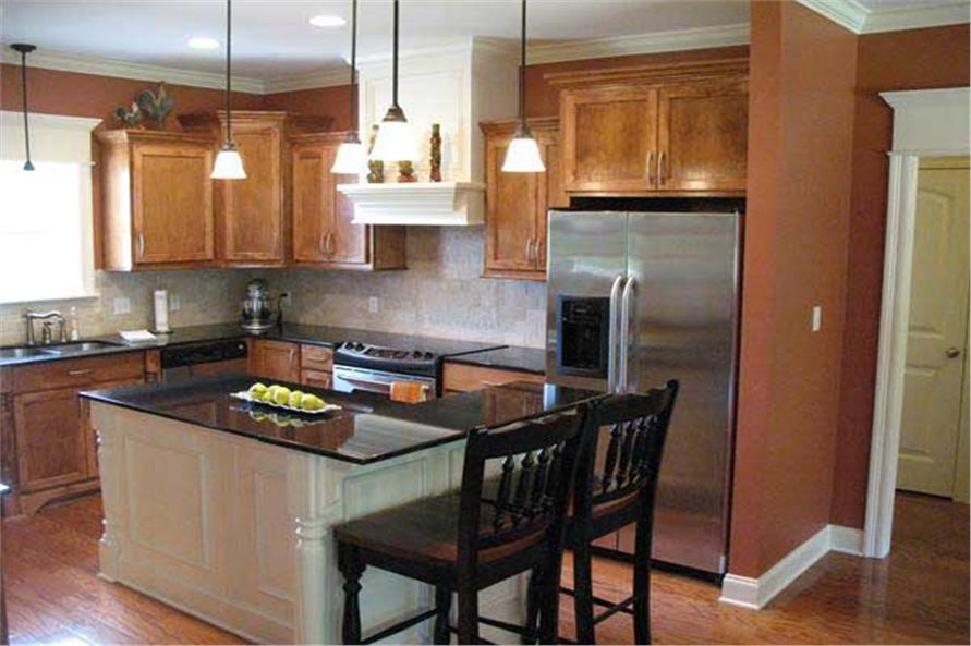 Kitchen of this 3-Bedroom,1800 Sq Ft Plan -1800