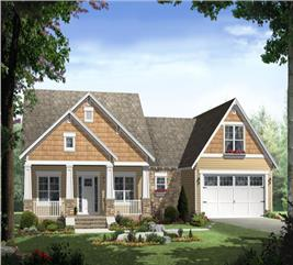 House Plan #141-1239