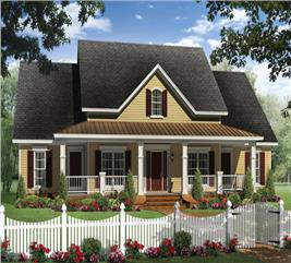 House Plan #141-1240